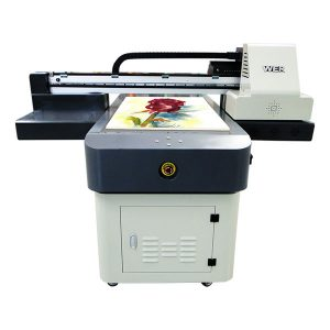 pirtûkên plastîk ên acrylic metal tabletop uv printer 609
