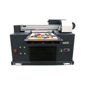 hot sale a3 dx5 head digital t-shirt uv flatbed printing machine