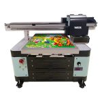 a2-size uv flatbed printer ji bo mifteya metal / telefona / kinc / pen / mug