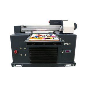 a3 sîteyê bixweber tevahî 4 color dx5 printer head mini uv printer dtg uv flatbe