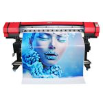 wide format 6 rengên flexo banner starker solvent inkjet printer