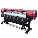 6 feet audley eco solvent printer printer for price for flex banner, vinyl, pvc, mesh