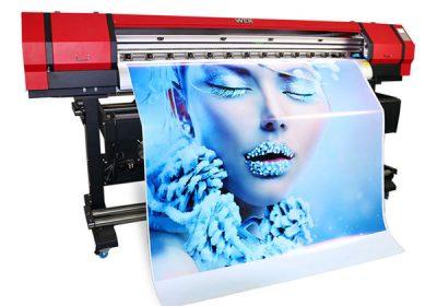 1.6m li hundirê hundirê hundirê hundurê kevneştina pvc vinyl printer