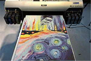 Ji hêla Canvas ve ji A2 UV-ê çapkirinê WER-EH4880UV