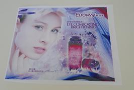 Banner Barkirina Flag of 1.6m (5 feet) printer ekco solvent printed by WER-ES160 4