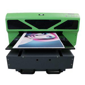 rasterast ji ji fabrîkek a2 mezinbûnê 6 rengên usb card flatbed dtg printers for sale