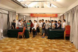 Çalakiyên Bazirganiya Indoor 2015, 5