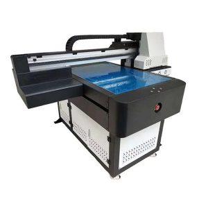 A1 6090 jetera rasterast ya uv printer ji bo kartê karekî ceramic ceramîk pirtûkên pen